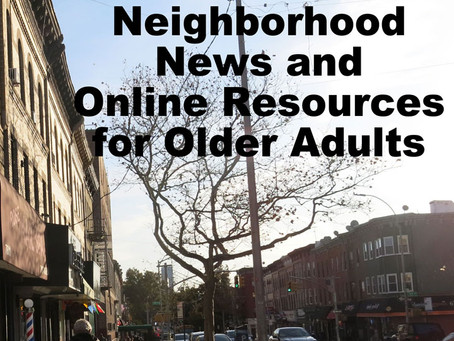 News and Resources for our Bay Ridge Members