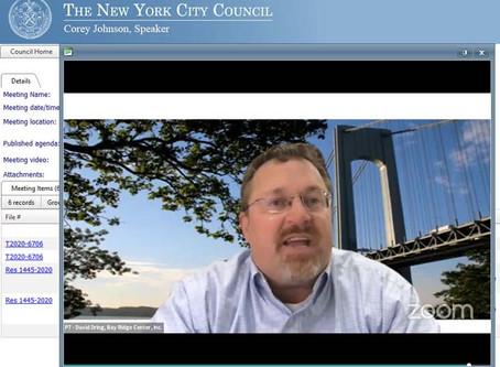 City Council Studies the Digital Divide