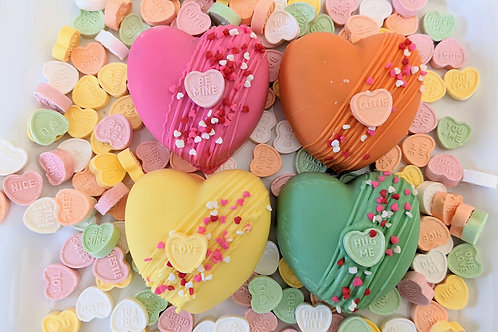 Valentines Hot Cocoa Bomb