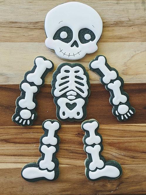 Skeleton Cookie Sets