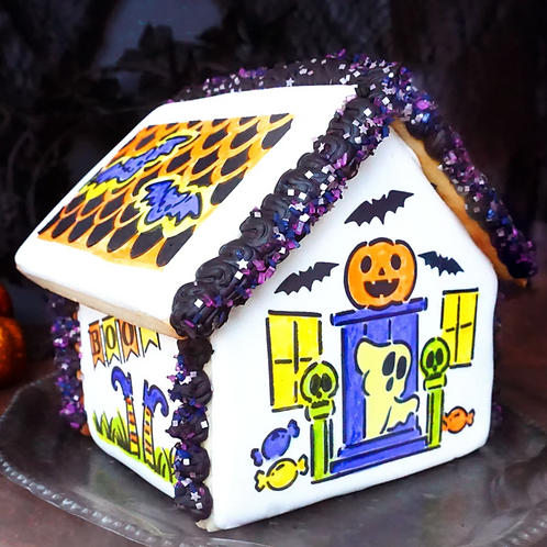 Build Your Own Spooky Shack