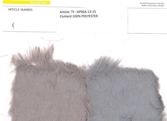 100% POLYESTER (Faux Fur)