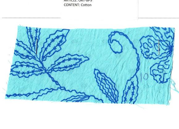 Cotton Print Sample