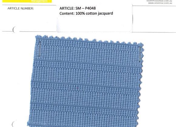100% cotton jacquard