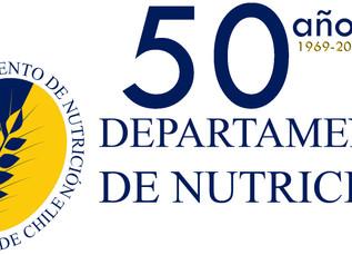 50 ANIVERSARIO             DEPARTAMENTO DE NUTRICION