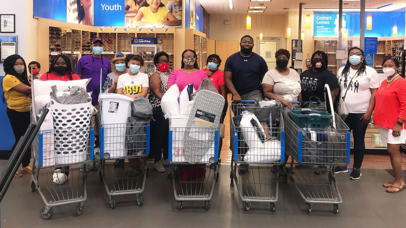 2020 College Shopping Spree