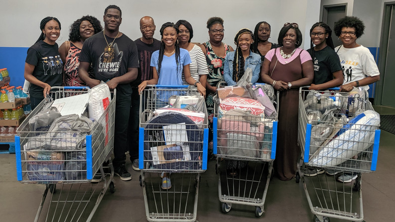 2019 College Shopping Spree