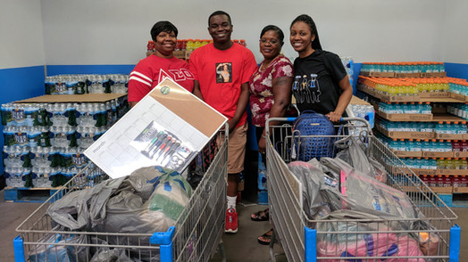 2018 College Shopping Spree