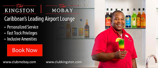 Airport Lounge Jamaica by Advenique