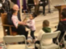 Pastor Roger with Tamene's Twins.jpg