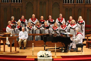 Westminster Presbyterian Church, Cedar Rapids, IA is known for its music.