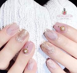 「簡單」風格當道 ~ 大理石條紋美甲 氣質up🌹_Simple yet Elegant Marble Nail Art ~ _paintnailcollection 🌹Time to rock y