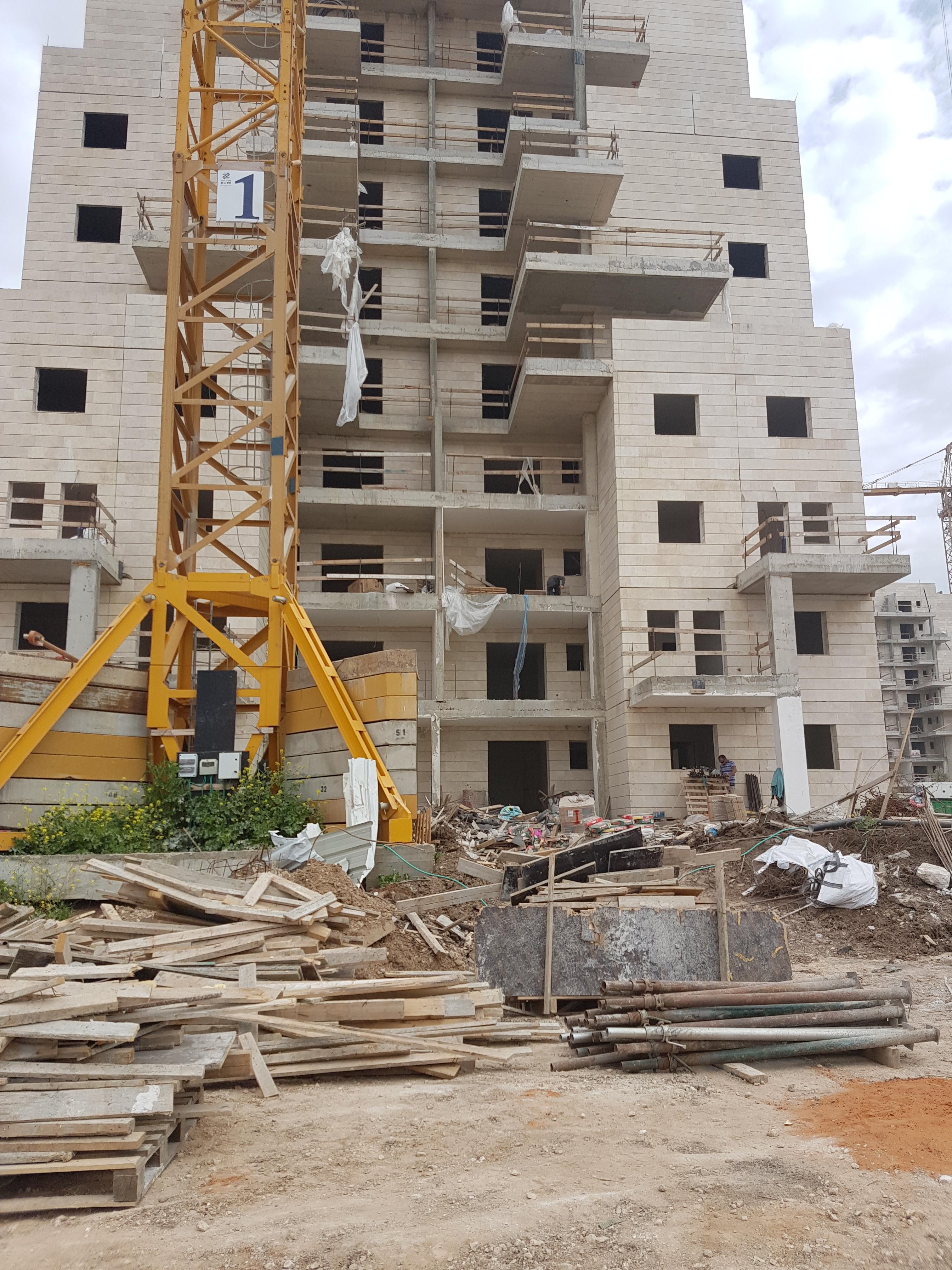 ניהול פרויקטים בנייה