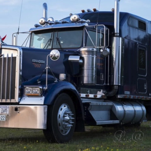 Semi Truck Sounds