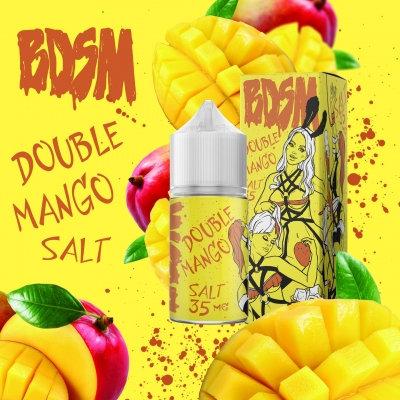 Жидкость BDSM Salt Double Mango 30 мл