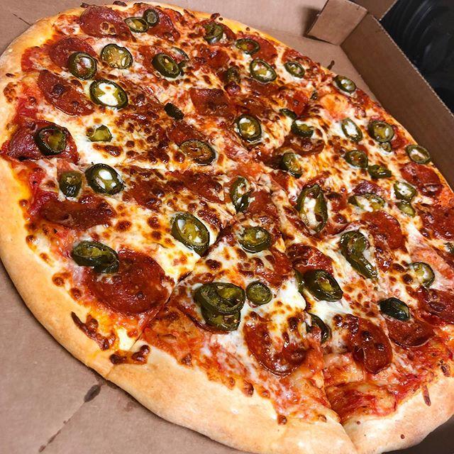 #yum #slinginpizza