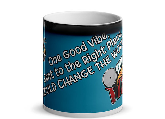 Change the World Magic Mug