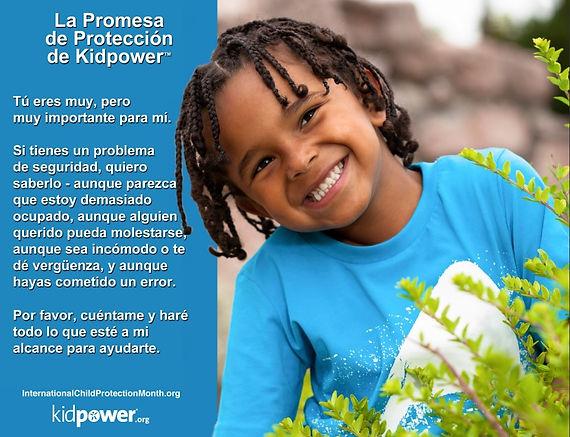 Promesa de Protección de Kidpower