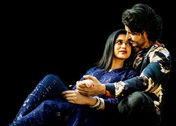 Shabbir & Antara from the song Tor Ishar
