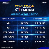 Altroz iTurbo Price Table.jpg