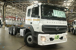 BharatBenz 3523_ BS VI Vehicles roll out