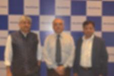 (L-R)Dr. Subhasish Roy Dr. Anshuman Mukh
