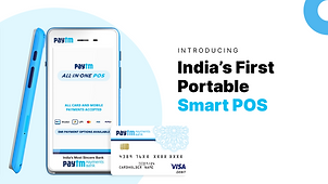 Paytm All-in-One Portable Android Smart