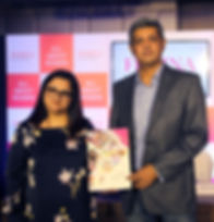 Deepak Lamba and Tanya Chaitanya unviel