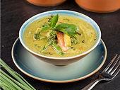 Chiang Mai Style Green Curry- Veg.JPG