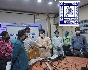 Indian Medical Association donated 1000