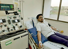Mr Kalyan Das, SGCCRI Blood Bank Quality
