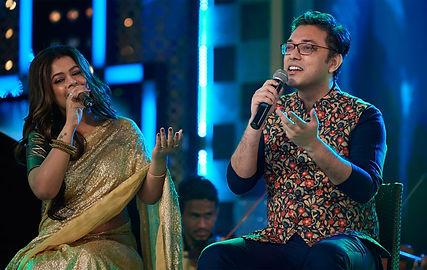 Iman Chakraborty and Anupam Roy gave Tri