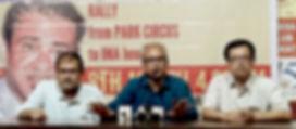 L-R- Dr. Utpal Bandhopadhyay, Dr. Prabit