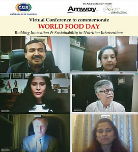 Amway India celebrates World Food Day wi