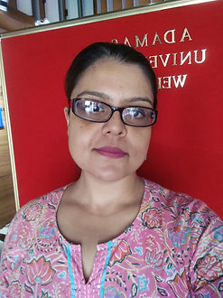 Dr. Anwesha Chatterjee, Assistant Profes