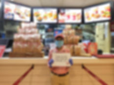 KFC India serves meals to healthcare wor