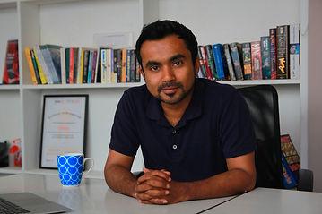Mayukh Choudhury, co-founder and CEO, Mi