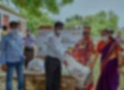 Coca-Cola and CARE India distribute food