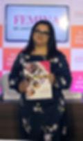 Tanya Chaitanya - Editor of Femina copy.