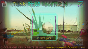 think Larnaka -NO petrol park