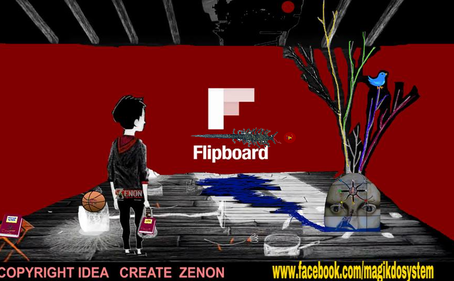 FLIPBOARD.....magikdo story....