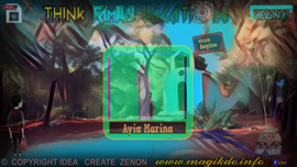 think..Ayia Marina by tFv
