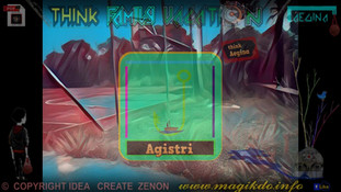 think... AEGINA by tFv - Agistri