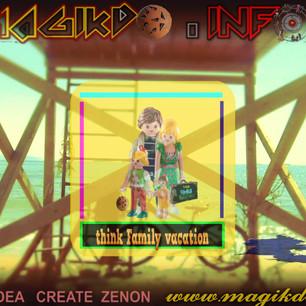 think family vacation by magikdo