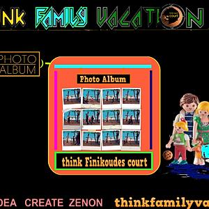 think Finikoudes court