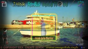think..Ayia Marina by tFv