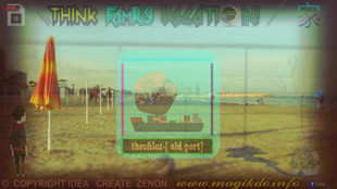 think Larnaka -theofilos park