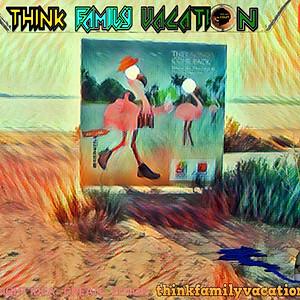 think Flamingos park