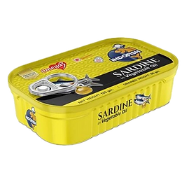 Feasibility study of Canned Sardines