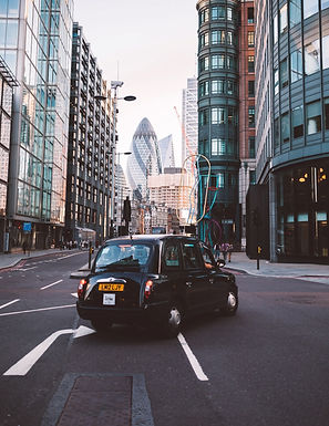 Market Research for ride-hailing platforms and taxi business